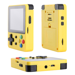 Image 2 - DATA FROG Classic Mini Handheld Game Console Portable LDK Game Family TV Video Console 2.6Inch Support TF Card Gift for Children