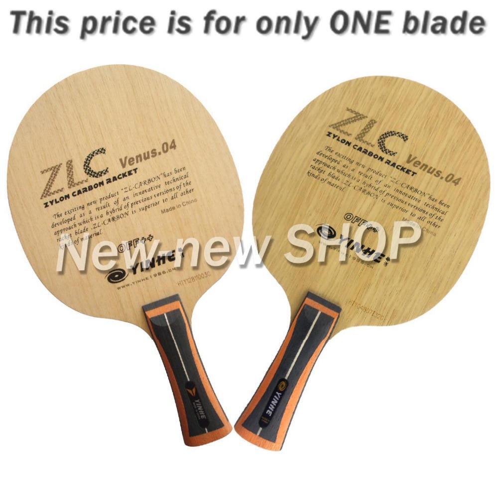 Yinhe ZLC Venus.04 V-4 V 4 V4 Table Tennis Ping Pong Blade j2000 nvr16 v 4