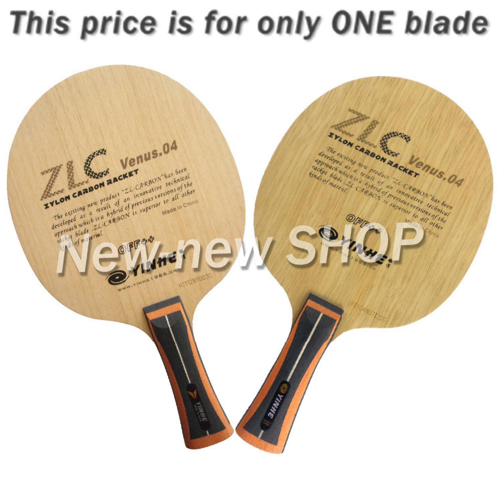 Yinhe ZLC Venus.04 V-4 V 4 V4 lame de Ping-Pong