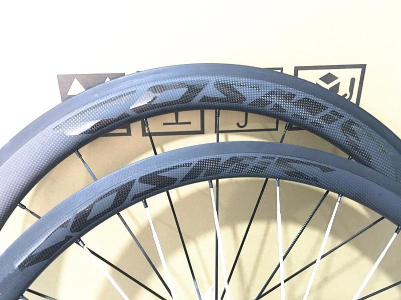 carbon wheelset clincher 38mm carbon wheels carbon road wheels 700c Carbon Road Wheels Tubular 38mm 3k Matte 20 holes/ 24 holes