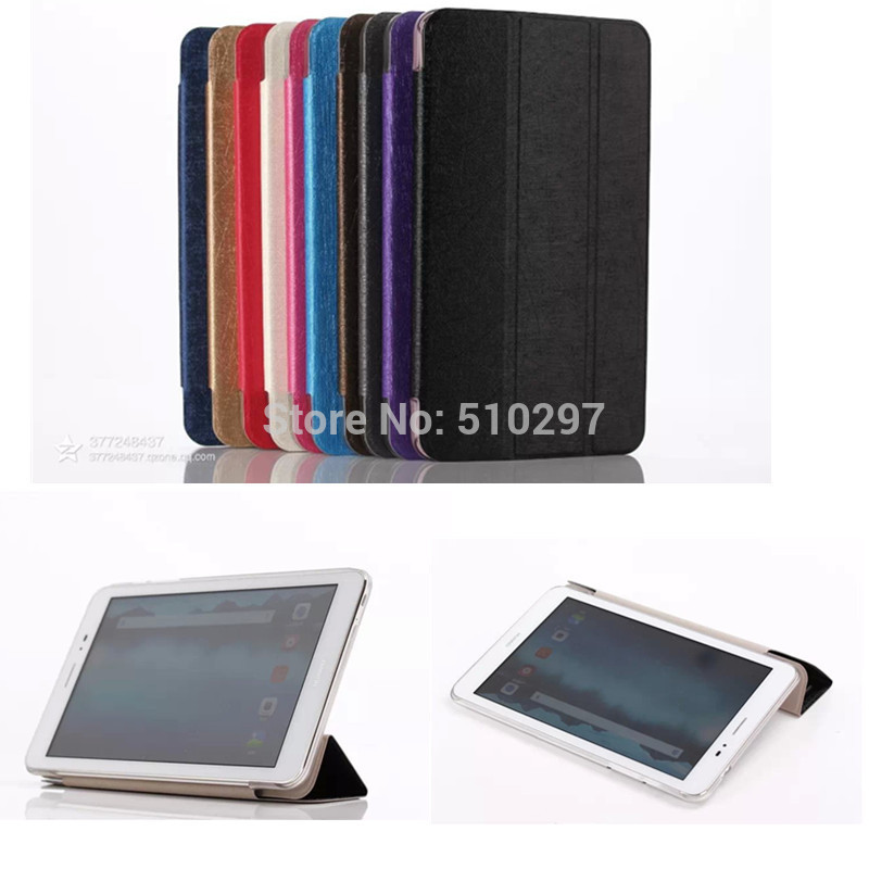 Free shipping Ultra Slim Folio PU Leather Case Cover Stand For 8'' HuaWei MediaPad T1 8.0 inch S8-701U S8-701W T1-821w Tablet megoo case cover sleeve for huawei mediapad m3 8 4 ultra slim lightweight folio stand 8 4inch