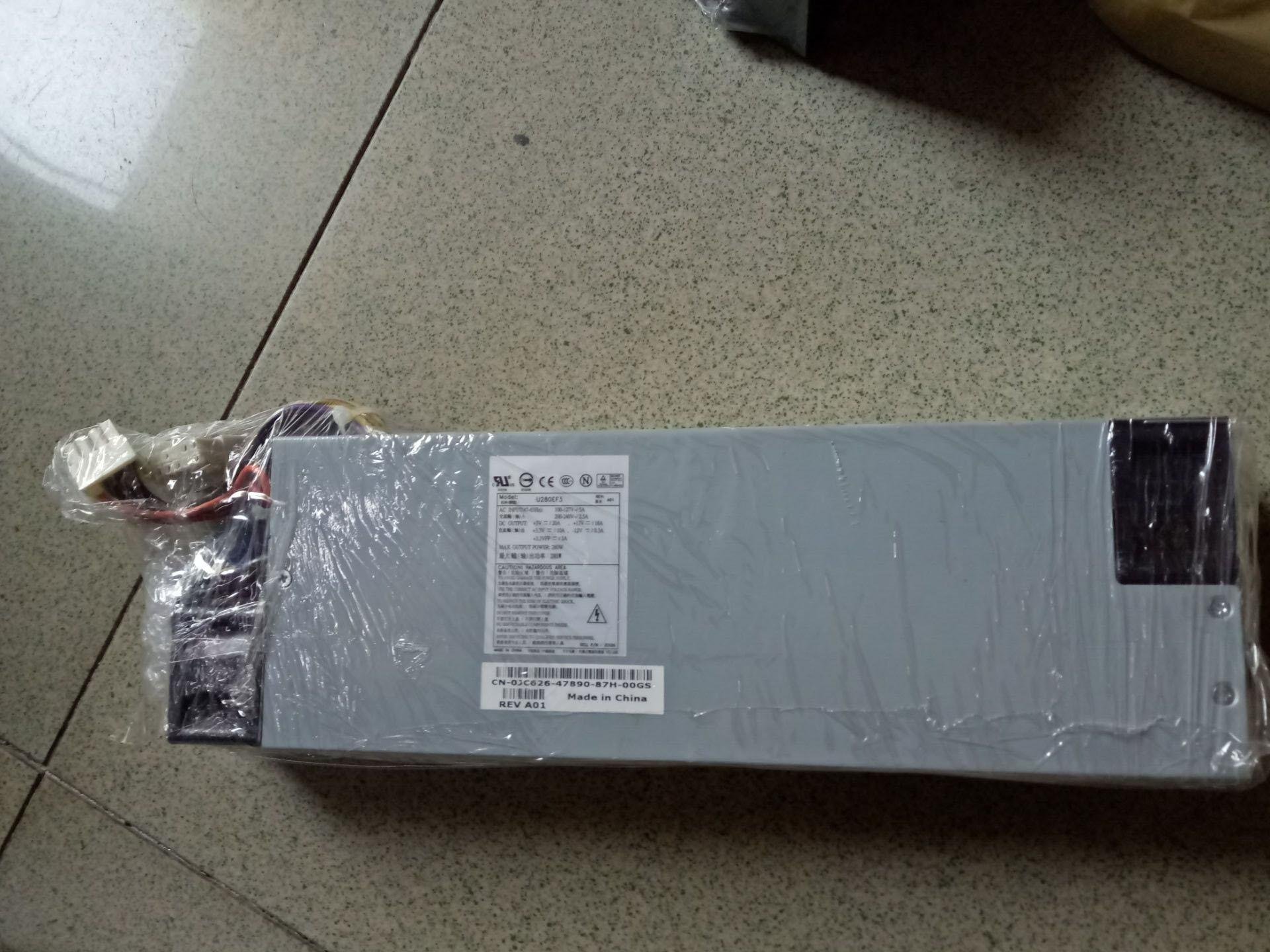 PE750 server power supply U280EF3 W5916 P8823 F1265