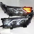 FOR TOYOTA 2014-2015 year for Camry LED Headlight for Benz style YZ