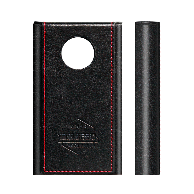 цена на FiiO LC-FX1221 For X1 2nd leather cover second-generation player dedicated holster in-line protection sleeve