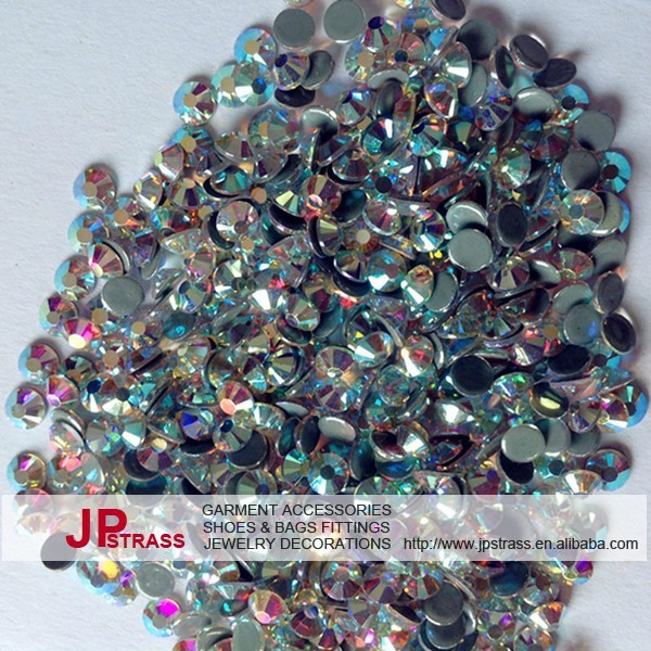 6a dmc quality of rhinestones with super shiny crystal ab stones ss20 with 1440  pcs each pack  hot fix stones in good glue b04db376b2ab
