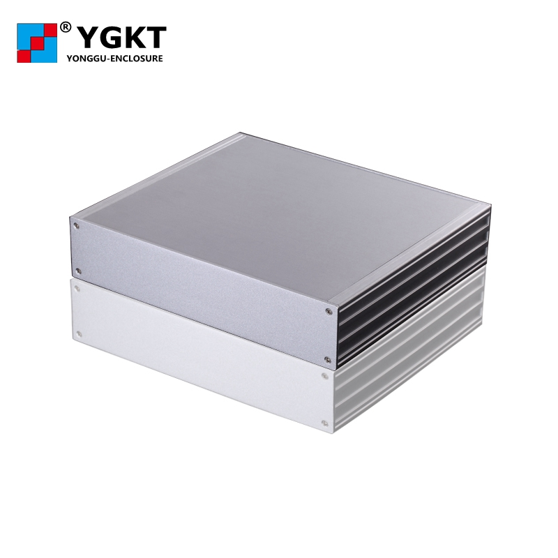 270*56-235 mm (W-H-L)pcb housing/aluminum electronic instrument enclosures/aluminum enclosure box 1 piece free shipping aluminum enclosure project box extruded aluminum enclosures 46 h x66 w x100 l mm