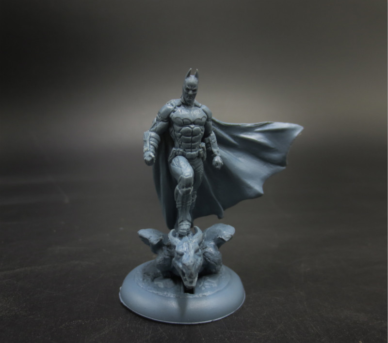 1/24 Scale Resin Figure Model Kit Batman Dark Knight Miniature Static Modelling Assembly DIY Toys Hobby Tools