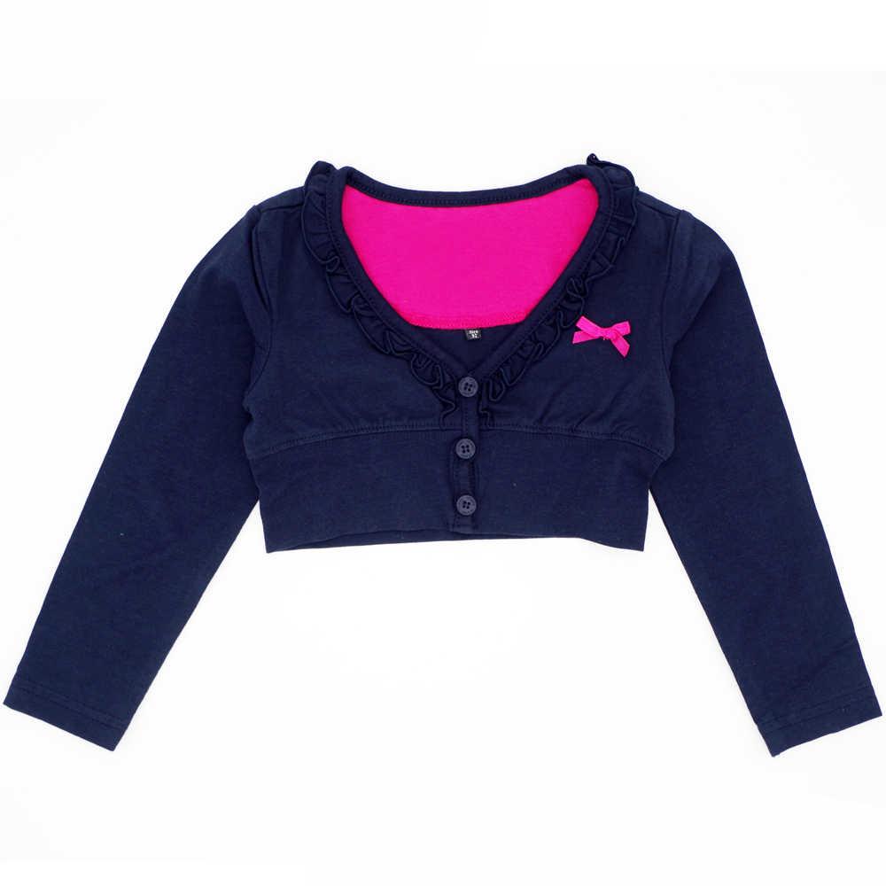 1eb3bae174b Liquidación 50-128 altura del bebé Niñas Chalecos y abrigos manga larga  niños ropa primavera