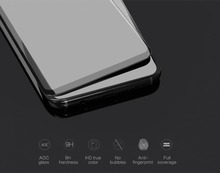 Nillkin 3D CP+MAX Tempered Glass Screen Protector for Samsung Galaxy S8