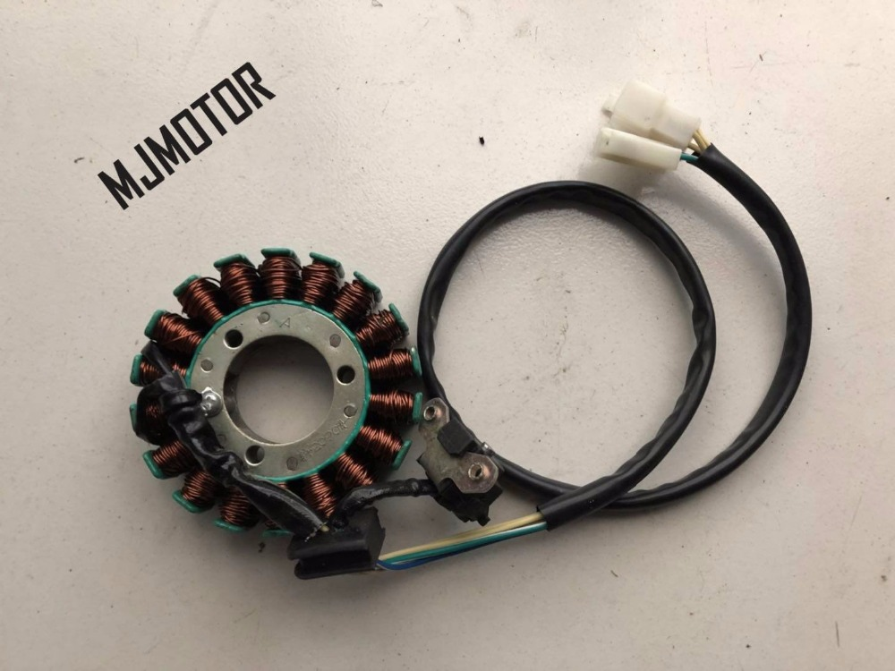 Coil Magneto Stator Pick up Manco Talon 257cc 260CC 300CC LINHAI JIANGSU ATV SCOOTER PALACE KEY CHAIN 93MM 18