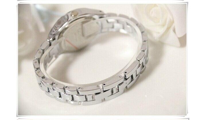 Latest New Women Watches Lady Diamond Stone Dress Watch Steel Leopard Rhinestone Bracelet Wristwatch Female Tiger Crystal Watch 3