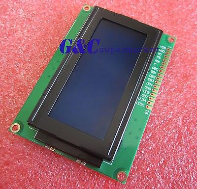 1pcs LCD1604 16x4 Character LCD Display Module LCM Blue Blacklight 5V