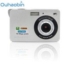Ouhaobin 18 Mega Pixels 3.0MP CMOS capteur 2.7 pouce TFT LCD Écran HD 720 P Appareil Photo Numérique Cadeau Septembre 19