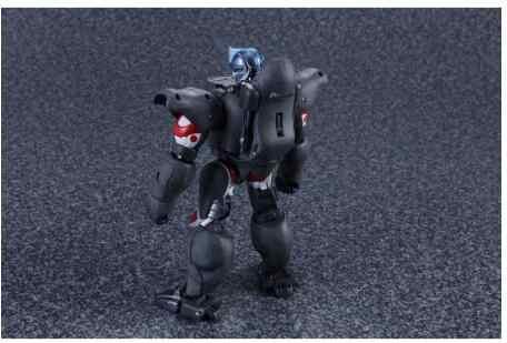 Versão japonesa takaratomy tt masterpiece 3c super guerreiro bw mp 32 orangotango capitão optimus primal w70