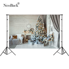 NeoBackthin Vinyl photography Christmas backgrounds Computer Printed children Photography backdrops for Photo studio P3105