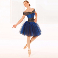 Noble Tutu Ballet Professional Ballerina Dress Kids/Women Classical Ballet Dance Costume For Child/Adult Ropa De Balet DQ9011