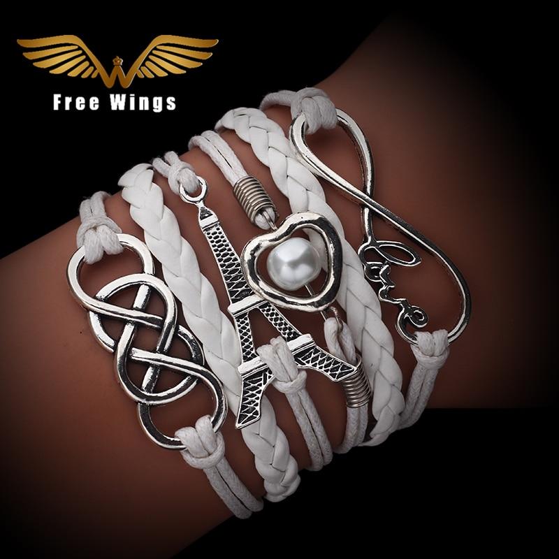 leather Bracelet Mens Jewellery