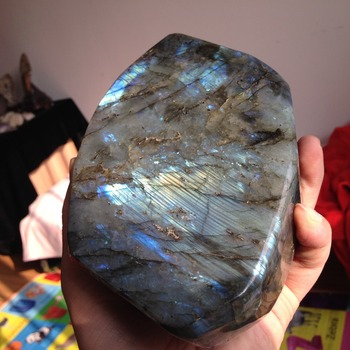 2kg Natural Stone Minerals Labradorite Stones Crystals feng shui products Wedding Decotation Ornaments