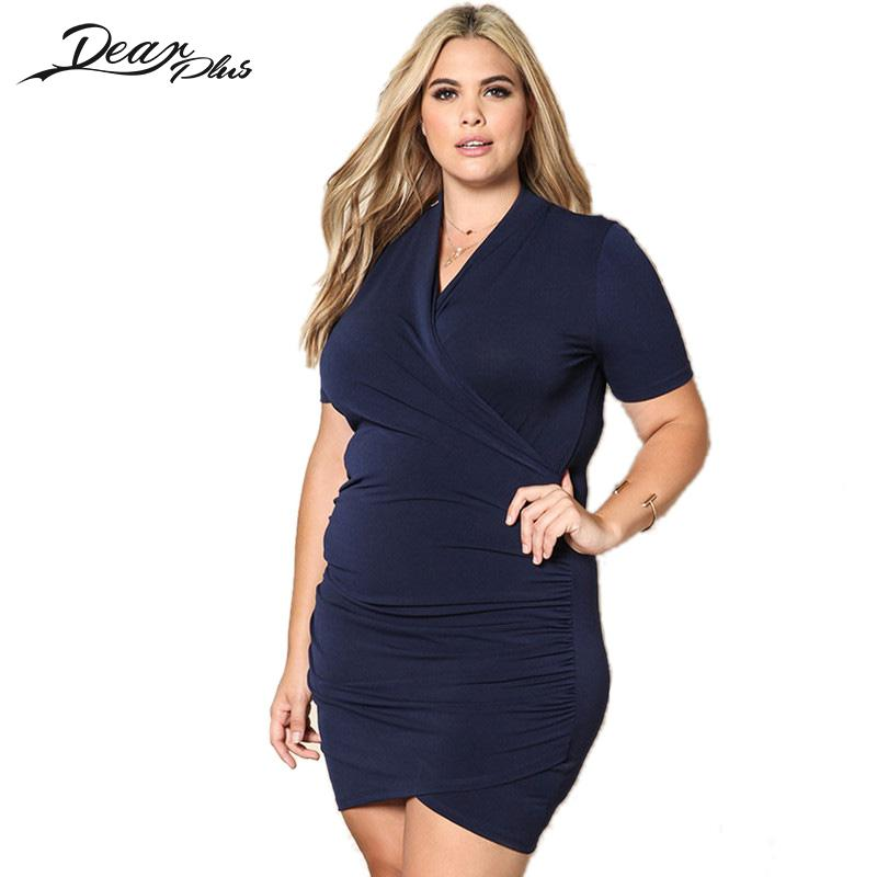 Women Knitted Short Sleeve Stretch Fit Dress Sexy Bodycon Party Draped Dresses Plus Size Femme 3XL Large Oversize Vestidos Mujer craghoppers women s kiwi pro stretch short