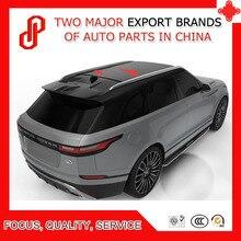 Aluminium alloy screw install High quality car side rail bar roof rack for Range rover Velar 2018 недорого
