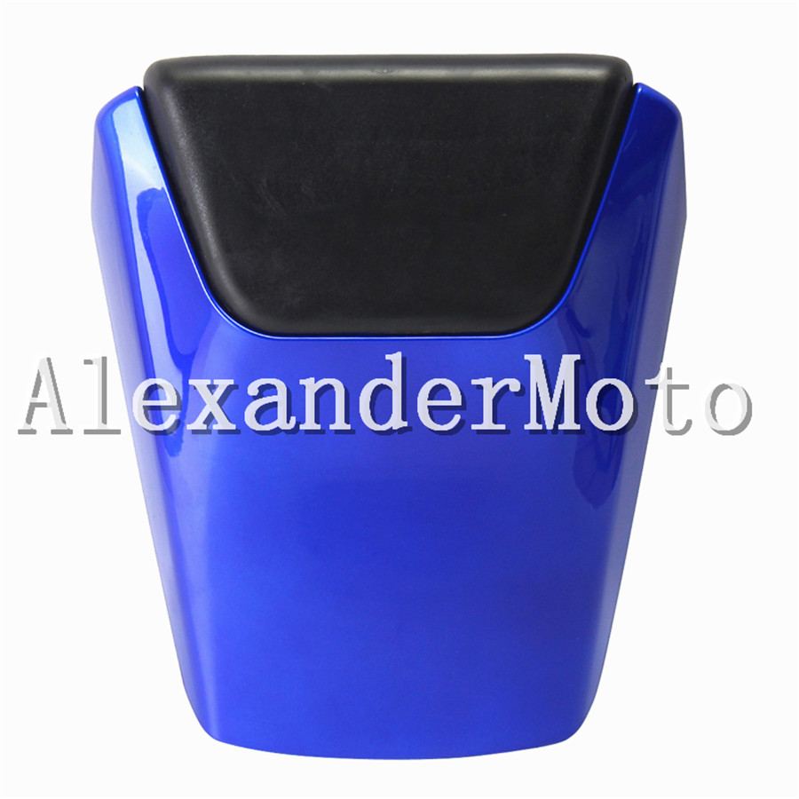 For Yamaha YZF600 YZF 600 R6 1998 1999 2000 2001 2002 Blue Motorcycle Rear Seat Cover Cowl Solo Motor Seat Cowl Rear Bike
