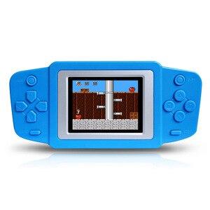 Image 4 - BL 835A pantalla de 2,5 pulgadas para niños, consola de juegos portátil con 268 juegos integrados