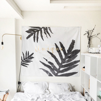 Simple Tapestry Hanging Wall Painting Cloth Photography Background Cloth Wall