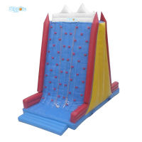 Inflatable Climbing Wall Sports Games Large Size Commercial Grade Outdoor Free Shipping