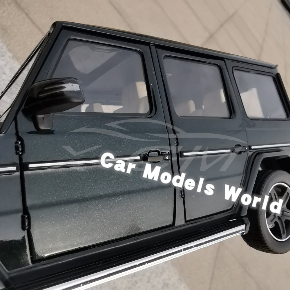 Diecast Car Model for iScale G Class G Klasse (Dark Green) 1:18 + SMALL GIFT!!!!!!!!-in Diecasts & Toy Vehicles from Toys & Hobbies    2