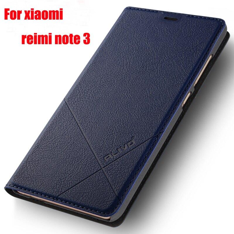 ALIVO Marke Xiomi Redmi hinweis 3 fall Brieftasche Ledertasche Für xiaomi redmi hinweis 3 pro prime Stehen Flip-Cover redmi hinweis