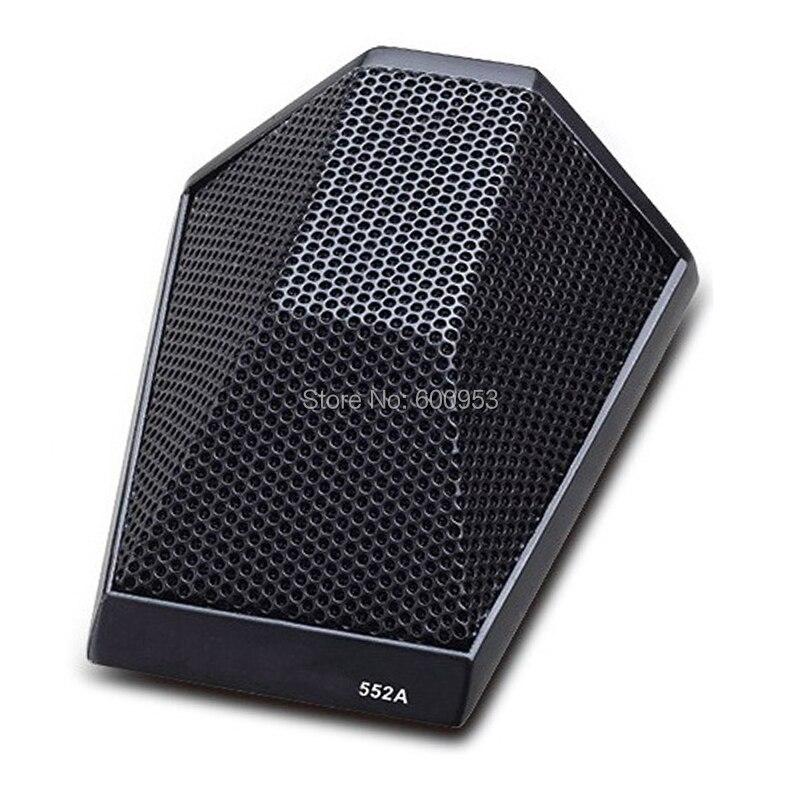 Pro Phantom Power Cardioid -directional Table Interface Microphones XLR Plug E552A