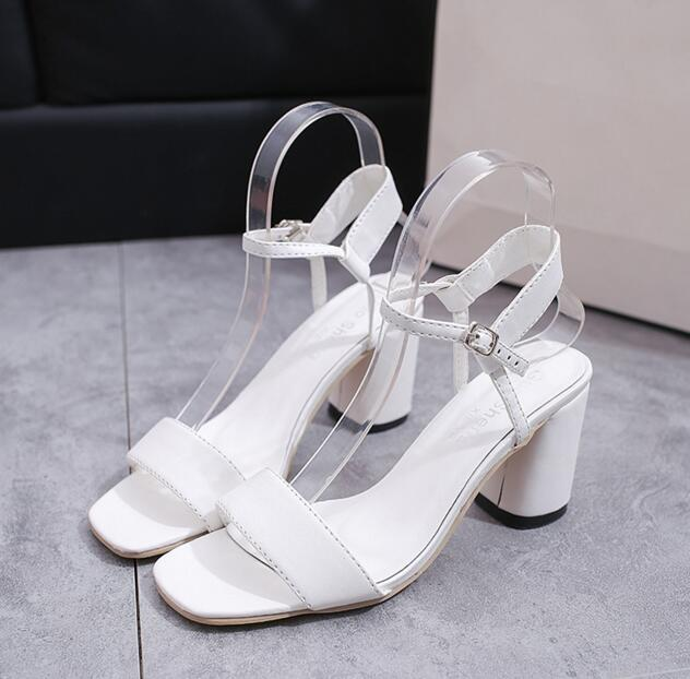 566c4e43c17 WZV 2017 Fashion trendy Women s shoes Summer style female sandals high  wedges platform open toe Pure color casual shoes d390-in Women s Sandals  from Shoes ...