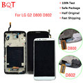 Replacement Display for LG Optimus G2 D800 D802 D805 LCD Touch Screen Digitizer Assembly With Full Frame