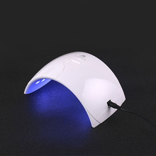 Best Deal 24W Nail Dryer UV LED Nail Gels Upgrade White Light Nail Lamp  Time Display