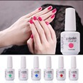 Arte Clavo 15ml Hot Sale Color Choose 1 Piece Nail Gel UV Lacquer Soak Off Manicure Set Nail Gel Polish Led UV Lamp