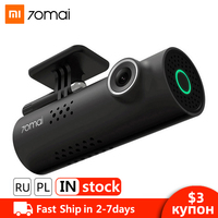 Xiaomi 70mai Dash Cam Car DVR Wifi Voice Control Dashcam Full HD 1080P Night Vision Car Camera Auto Video Recorder G sensor