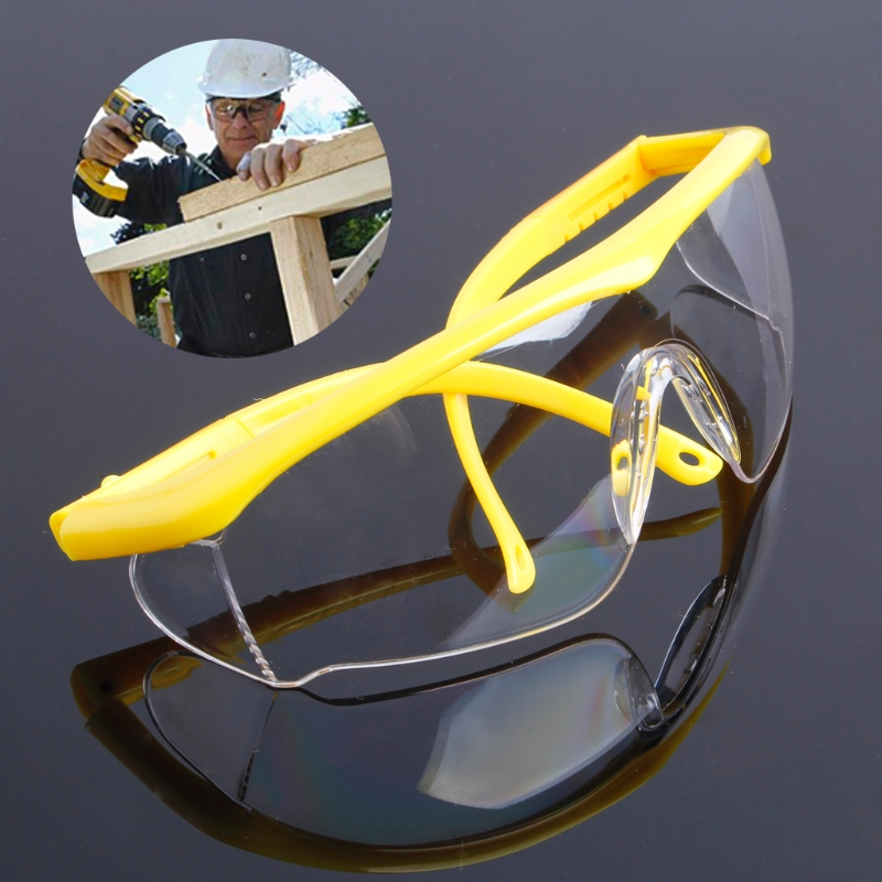 Safety Goggles Work Lab Laboratory Eyewear Eye Protection Glasse Spectacles Drop Shipping Support