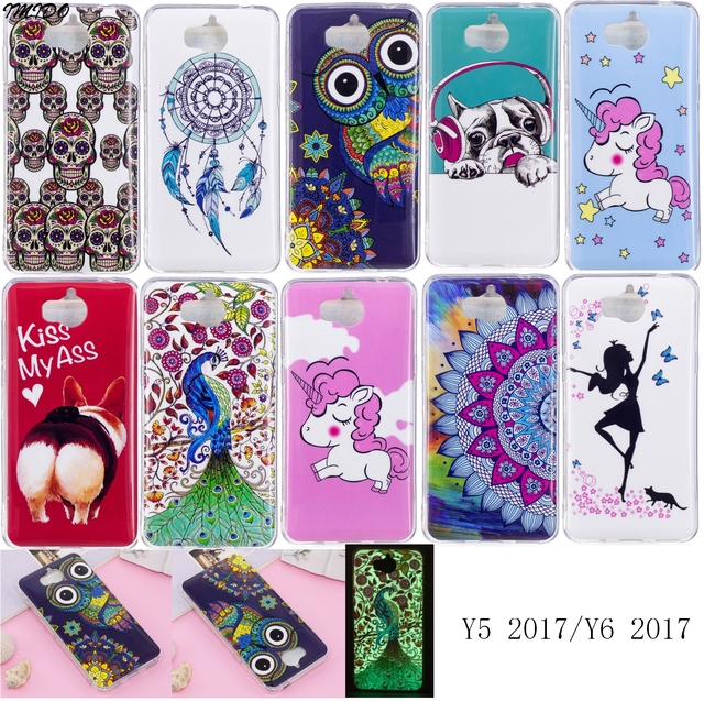 coque huawei y6 2017 donuts