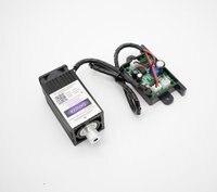 500 mw 405NM messa a fuoco blu viola modulo laser incisione laser TTL modulo 500 mw tubo del laser modulo Laser a diodo