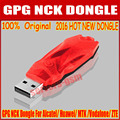 2016   GPG NCK Dongle For Alcatel &Huawei &MTK Vodafone ZTE ,BlackBerry,HTC,Sony,