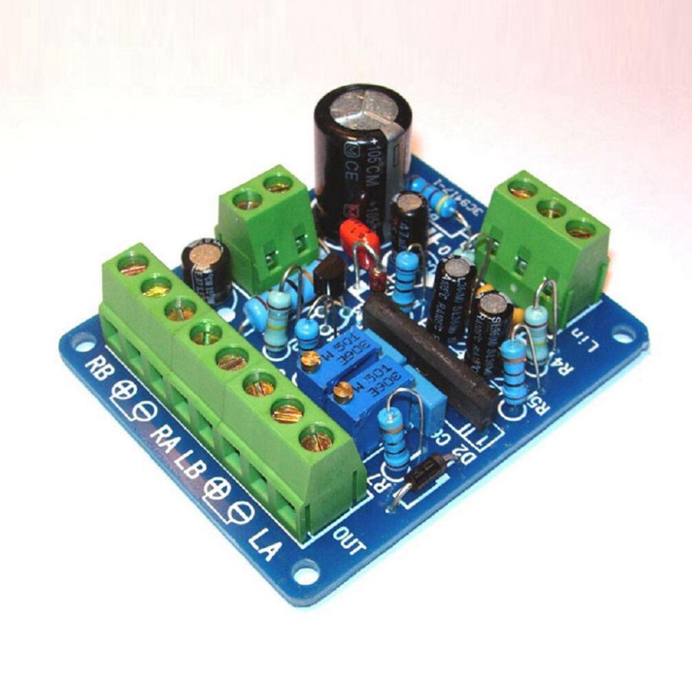 DC 12V VU Meter Driver Board DB Audio Power Amplifier Level Meter Drive Module