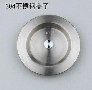 Напольный сливной фильтр из нержавеющей стали для кухонной раковины