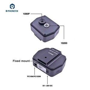 Image 5 - Qianli Analizador de imágenes térmicas infrarrojas para diagnóstico de velocidad, instrumento de diagnóstico de problemas de falla de PCB para teléfono móvil