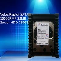 VelociRaptor SATA 3 5inch 10000RPM MaxDigital MD250GBVS 250GB SATA 3 5inch 32M Server Hard Disk Warranty