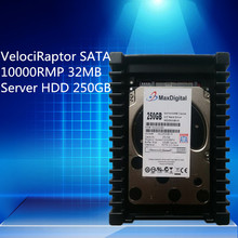VelociRaptor 250GB SATA 3.5inch 32MB 10000RPM Server Hard Disk Warranty for 1yera