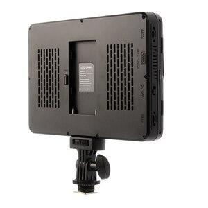 Image 3 - LED 396AS カメラ写真スタジオライト 5500 18k/3200 5500k の写真撮影の照明写真撮影ランプパネル NP F バッテリーシリーズ