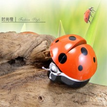 Dynamic Ladybug Shape Model for Air Conditioner Moving in Automobile