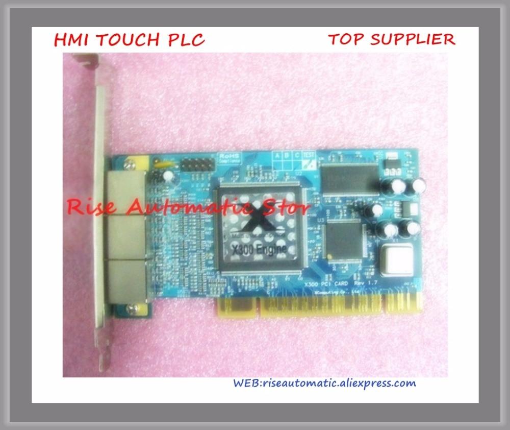 X300 PCI 3 * Port Carte Et Client Léger Nuage Terminal