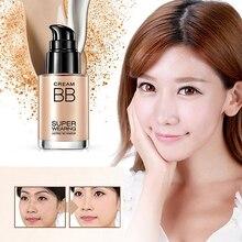 Hot! Smooth Concealer Moisturizing Makeup Liquid Foundation Shades BB Magic Cream