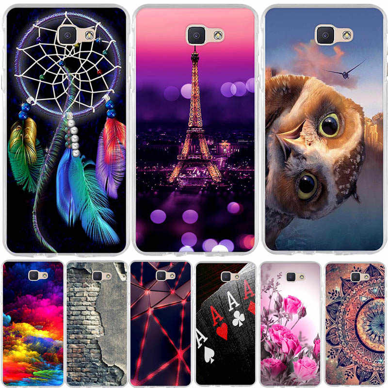 Case For Samsung Galaxy J5 Prime On5 2016 Cases Cover For Galaxy J5 Prime Cover Coque For Samsung J5 Prime G570 G570F Case